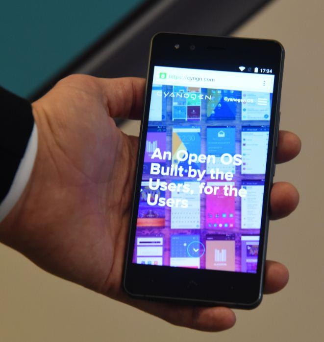 Movistar y BQ lanzan el primer móvil con sistema operativo ...