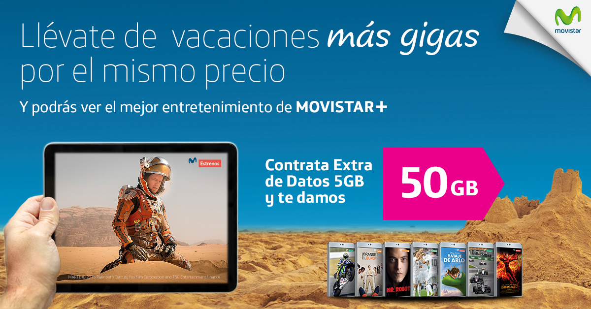 extra datos movisfera movistar