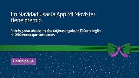 Concurso App Mi Movistar