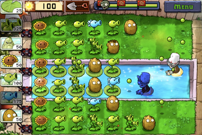 Descargar Plants VS. Zombies  para iPod o iPhone.png