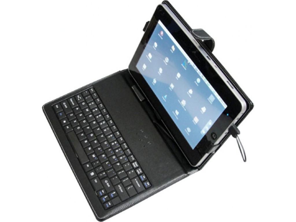 Imagen funda con teclado para tablets de 7 comunidad movistar - Funda tablet con teclado 7 ...
