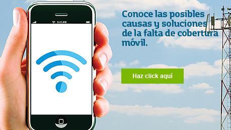 Causas y soluciones de la falta de cobertura móvil