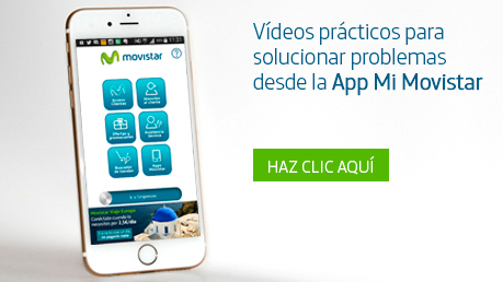 tramitar incidencias y averias App Mi Movistar