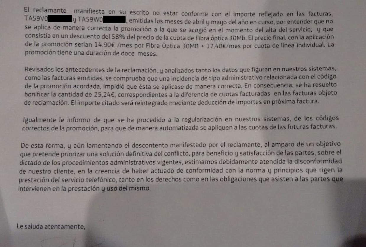 Informe Movistar OAUT