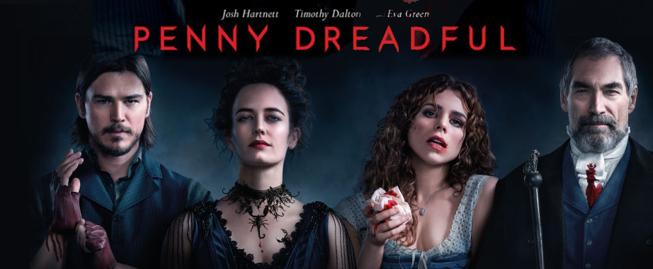 Penny dreadful Movistar