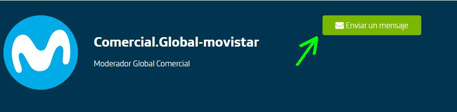 "Enviar un mensaje privado a ""Comercial.Global-movistar"""