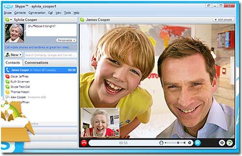 descargar skype gratis para tablet ipad
