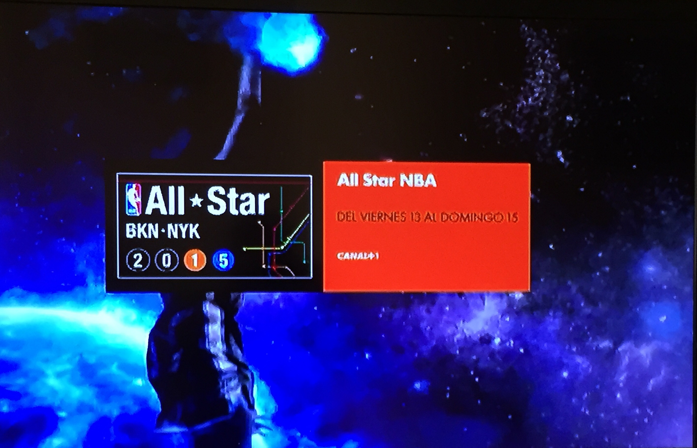 ALL STARS CANAL+1
