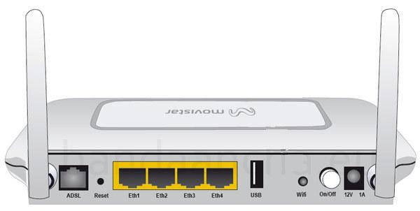 Amplificador Wifi Boton Wps Comunidad Movistar 1580930